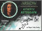 2013 Cryptozoic Castle Seasons 1 and 2 Autographs Guide 21