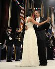 PRESIDENT OBAMA AND FIRST LADY AT INAUGURAL BALL 11x14 SILVER HALIDE PHOTO PRINT