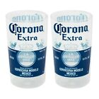 Corona Extra Replica Bottle Cup Set Clear