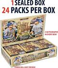 2017 Topps Gypsy Queen Baseball Hobby Edition Factory Sealed 24 Pack Box