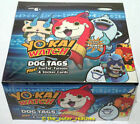 YO-KAI WATCH Dog Tags, FunTat Tattoos & Sticker Cards 24 Fun Packs Sealed Box