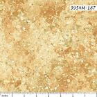 Stonehenge Metallic 3954M 187 Quilt fabric Cotton by Northcott Gold Copper