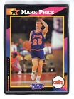 1992  MARK PRICE - Kenner - Starting Lineup Card - CLEVELAND CAVALIERS
