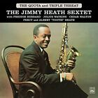 Jimmy Heath: The Quota + Triple Threat (2 Lps On 1 Cd)