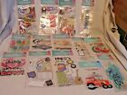 Jolees Scrapbooking Dimensional Stickers School Vacation Fall Sports Fun