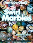 Book ANTIQUE GLASS SWIRL MARBLES 851 Color Photos 1000s marbles  New Book