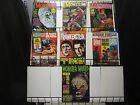 Warren Movie Magazine Lot of 7 fr 1964 69 feat Famous Monsters of Filmland