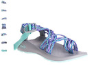 Chaco ZX3 Classic Aqua Mint Sandal Womens sizes 5 11 NEW