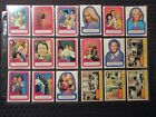 1978 THREE'S COMPANY Trading Card Stickers SET of 44 VF VF+ Suzanne Somers