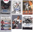 2015 Topps Strata Football Cards - Review Added 43