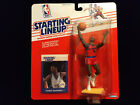 1988 SLU Starting Lineup DANNY MANNING Kansas Very nice shape, Clear Bubble!