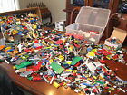 Lot of over 40 pounds mixed lego mega bloks star wars harry potter Pirates of c