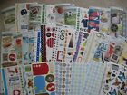 Paper House Stickers Camping Sports Wedding Vacation Beach Travel Cats Casino NY