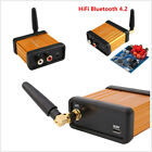 Professional Car SUV Bluetooth 42 Audio Receiver Stereo Hi Fi Adapter Amplifier