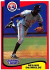 1994  DELINO DeSHIELDS - Starting Lineup Card - MONTREAL EXPOS