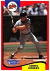 1994  CHRIS HOILES - Starting Lineup Card - BALTIMORE ORIOLES