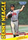 1999  DENNY NEAGLE - Starting Lineup Card - SLU - ATLANTA BRAVES