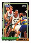 1993  TODD DAY - Kenner Starting Lineup Card - SLU - MILWAUKEE BUCKS