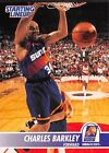 1995   CHARLES BARKLEY - Kenner Starting Lineup Card - SLU - PHOENIX SUNS