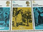 Oliver Asking For More 5d June 3 1970 Literary Anniversaries MNH Charles Dickens
