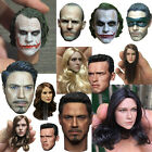 1 6 Scale Michelle Tony Joker Head Sculpt For 12inch Hot Action Figure Body Toys