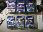 LOT OF 6 HOT WHEELS VARIANTS 32 FORD BUG 67 GTO AUTO SHOW MUSTANG COBRA MACH 1