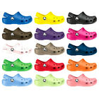 CROCS Original CLASSIC Clogs Shoes sandals Vegan szs 5 17 mens womens