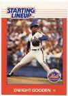 DWIGHT GOODEN 1988 Starting Lineup trading card New York Mets