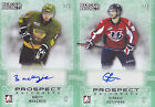 2014-15 Leaf ITG Heroes and Prospects Hockey Cards 5