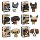 Funko POP! Pets Series 1 Vinyl Figures - SET OF 6 DOGS - New in Boxes