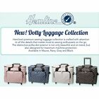 Hemline Dotty Sewing Machine Trolley On Wheels in Various Colors New
