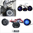 DC12V Bluetooth Anti theft Alarm Motorcycle ATV MP3 Player AUX IN Phone Handfree
