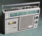 Old School Sony CF-270S AM/FM/Shortwave/Cassette Two-Way Mono Boombox