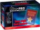 Ultra Pro Card Sleeves and Semi-Rigids 28