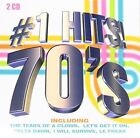Various Artists - # 1 Hits 70's / Various [New CD]