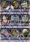 2011-12 In the Game Between the Pipes Hockey Cards 37