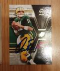 DAN FOUTS SIGNED AUTOGRAPHED UPPER DECK card COA CHARGERS NOTRE DAME
