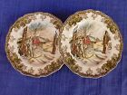 Johnson Brothers Friendly Village BREAD PLATE 6-1/4