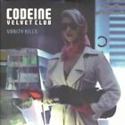 CODEINE VELVET CLUB Vanity Kills CD European Island 2009 1 Track Promo In Card