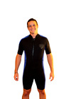 4X Shorty Wetsuit Front Zip Off Style Mens or Taller Women 2100