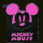 Disney Pin Mickey Expressions Mystery Series Baffled Hot Pink