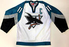 OWEN NOLAN SAN JOSE SHARKS NIKE AUTHENTIC NHL GAME JERSEY SIZE 48 NEW