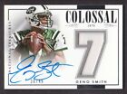 2014 National Treasures Colossal Jersey Number Auto #CJS-GS Geno Smith 26 49