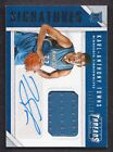 2015-16 Panini Threads Rookie Jersey Auto #RTS-KT Karl Anthony-Towns 174 199
