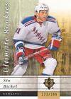 Behold! Every 2011-12 Upper Deck Ultimate Collection Hockey Rookie Card 98