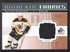 Top-Selling 2011-12 SP Game Used Hockey Cards 28