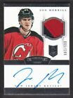 2013-14 Panini Dominion Hockey Rookie Patch Autograph Guide 67
