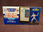 Starting Lineup Headline Collection 1993, Jim Abbott Angels (a2677)