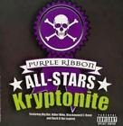 Purple Ribbon Allstars: Kryptonite PROMO w/ Artwork MUSIC AUDIO CD Big Boi Edit