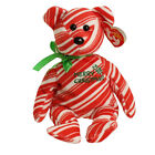 TY Beanie Baby - 2007 HOLIDAY TEDDY (Red Version) (8.5 inch) - MWMTs Stuffed Toy